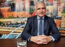 Ryszard Wójcik - budownictwo mieszkaniowe to nowy obszar działalności Sindbada