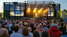 Uroczyste otwarcie Solaris Center w towarzystwie tańca, muzyki i efektów wizualnych