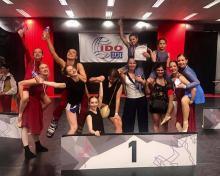 Akademia Tańca RAMADA  Mistrzem Europy