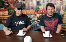 Janusz Niekrasz i Marek Kapłon - jesteśmy muzykami i chcemy grać