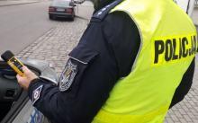 Nietrzeźwy kierowca volkswagena zatrzymany