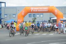 Ponad 600 rowerzystów wzięło udział w 7. Charytatywnym Rajdzie Rowerowym