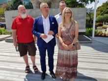 SLD szuka koalicjanta do jesiennych wyborów. W pierwszej kolejności stawia na Koalicję Obywatelską