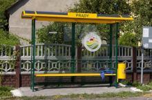 Mieszkańcy Prądów nie mają jak dojechać do Opola. Wiaty przystankowe wystawione na sprzedaż