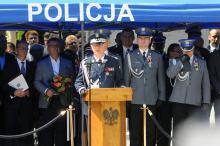 Wojewódzkie i Miejskie Obchody Święta Policji w Opolu