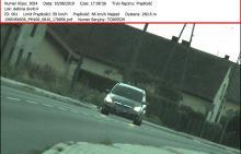 Pijany kierowca złapany po pościgu