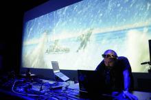 Teatr im. Jana Kochanowskiego opanowali twórcy muzyki elektronicznej
