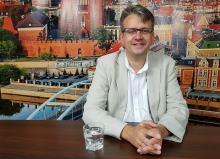 Tomasz Zawadzki - chcemy kupić do MZK 5 autobusów elektrycznych