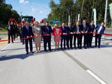 Oficjalnie otwarto obwodnicę Malni i Choruli. Na koniec tej inwestycji mieszkańcy czekali 11 lat