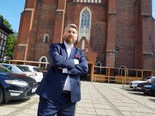 Jarosław Pilc apeluje do biskupa Czai. Fundusz odszkodowawczy albo nasza akcja pod katedrą