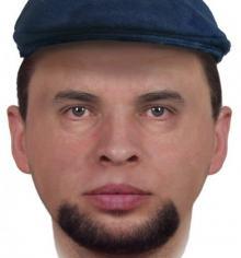 Wyłudził od 67-latka pieniądze - policja publikuje portret pamięciowy