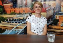 Magdalena Możdżeń - warto aplikować na studia praktyczne na Politechnice Opolskiej