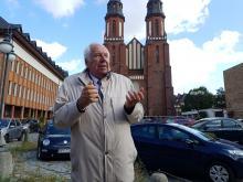 Józef Swaczyna rzuca rękawice Januszowi Kowalskiemu. Na debatę zaprosił wszystkie trójki