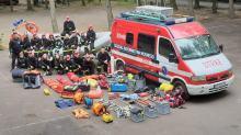 Młodzi strażacy mogą zjechać na Opolszczyznę