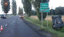 Wypadek w Pietnej. Zarzuty dla kierowcy i poszkodowanego