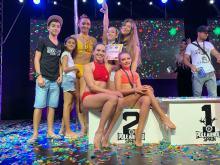 Sukces zawodniczek Akademii Tańca RAMADA w Barcelonie