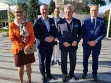"""Kwaśniewski: """"W tych wyborach gra idzie o większość w parlamencie"""""""