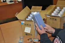 Nielegalna substancja w przesyłce z Tajwanu