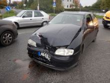 Niebezpiecznie na drogach, kolejna kolizja na Sosnkowskiego