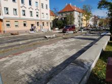 Ulicą Oleską najwcześniej przejedziemy w połowie listopada. To ostateczny termin zakończenia prac