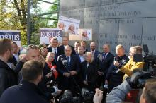 Grzegorz Schetyna kończy kampanię wyborczą na Opolszczyźnie