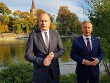 """Witold Zembaczyński z historycznie wielkim poparciem Opolan. """"Teraz będziemy patrzeć PiS na ręce"""""""