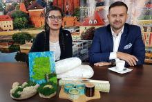 """Olga Wilk i Patryk Stasiak - zapraszają na Opolskie Targi Manufaktur """"Wytwórnia"""""""