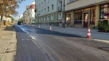 Uwaga kierowcy! Skrzyżowanie Katedralnej z Książąt Opolskich zamknięte