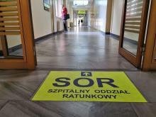 """Opolski NFZ apeluje: """"SOR to nie przychodnia"""""""