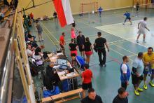 W Chrząstowicach trwa III Turniej Badmintona