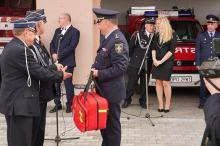 Opolscy strażacy wspierają kolegów z Ukrainy