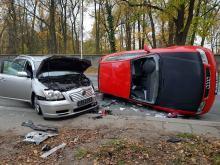 Poszukiwani świadkowie wypadku z Wrocławskiej w Opolu