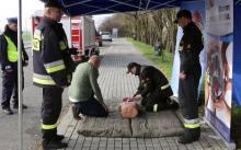 Kurs pierwszej pomocy zamiast mandatu
