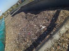 Transport 21 ton nielegalnych śmieci zawrócono do Niemiec
