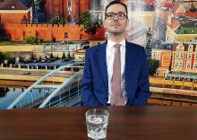 Dawid Misiak - nadchodzą zmiany w podatkach dla przedsiębiorców, będą mieli więcej pracy