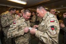 Opolscy żołnierze nie wrócą na święta do domów