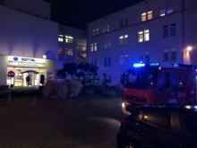 Szpital ginekologiczny wstrzymał przyjęcia planowe. Wczoraj doszło do incydentu budowlanego
