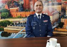 Nadinsp. Jarosław Kaleta - jako policja podążamy za trendami przestępczości