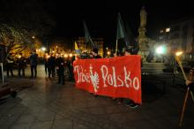 Marsz Pamięci Polskich Ofiar Tragedii Górnośląskiej w Opolu przeszedł po raz pierwszy