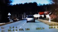 """Jechał ponad 130 km/h - został zatrzymany przez grupę """"SPEED"""""""
