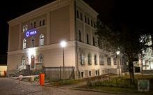 Brzeska Komenda zmodernizowana i rozbudowana
