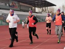 Przebiegli 75 kilometrów z okazji 75-lecia Odry Opole