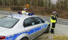 101km/h w terenie zabudowanym - stracił prawo jazdy