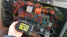 Rumuński przewoźnik ukarany za urządzenie symulujące prawidłową pracą emisji spalin