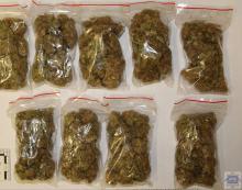 Areszt za posiadanie ponad 2 kilogramów narkotyków