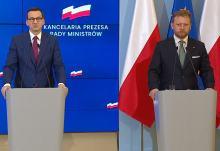 Premier Mateusz Morawiecki wprowadził ograniczenie w przemieszczaniu się