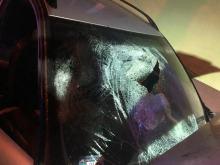 Wypadek w Zawadzkiem. Auto potrąciło mężczyznę i psa na pasach