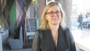 Sabina Wiatkowska - pielęgniarka wstępująca do zawodu zarabia mniej niż najniższa krajowa