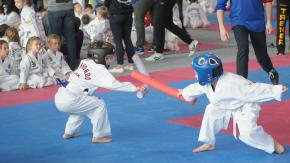 Trwają zawody Polish Open Cup w Taekwondo