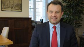 Arkadiusz Wiśniewski - wysokie oceny mojej pracy to dla mnie wielka satysfakcja